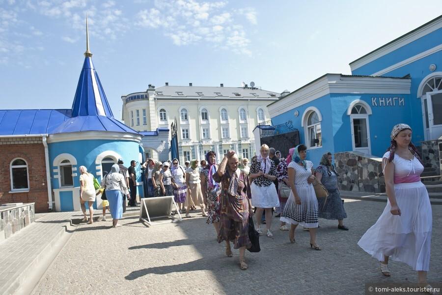 """Фото из альбома """"Подайте Христа ради или будете прокляты!"""", Задонск, Россия"""