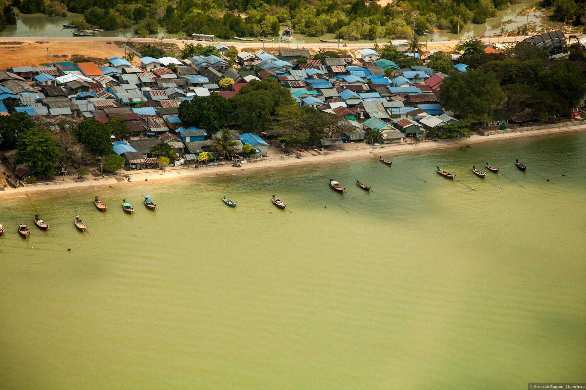 "Фото из альбома ""Полет на вертолете"", Таиланд"