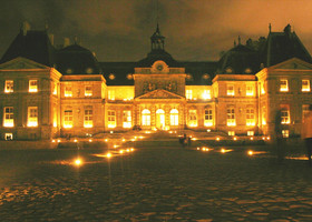 Франция Замок Во-ле-Виконт 2009