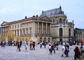 Франция Версаль 2009