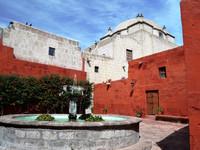 Монастырь Святой Каталины в Арекипе