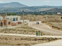 5. Дорога из Агадира в Эс-Сувейру (Марокко)