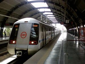 Транспорт в Дели