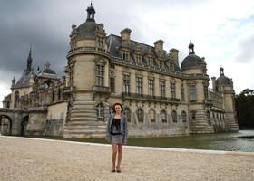 Франция Усадьба Шантийи 2009