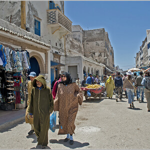 1. Бонжур, Эс-Сувейра! (Марокко)