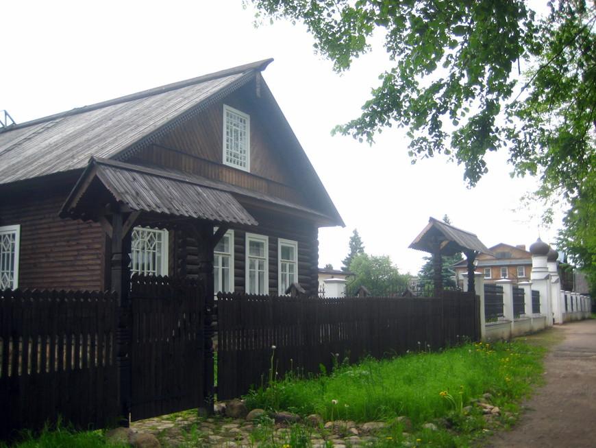 Улица Георгиевская (Старая Русса)