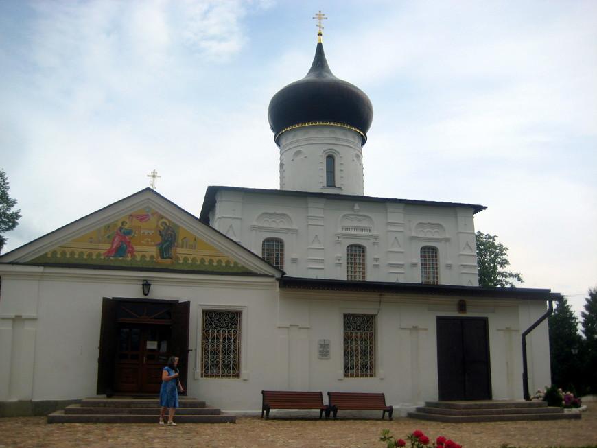 Церковь Георгия Победоносца (Старая Русса)
