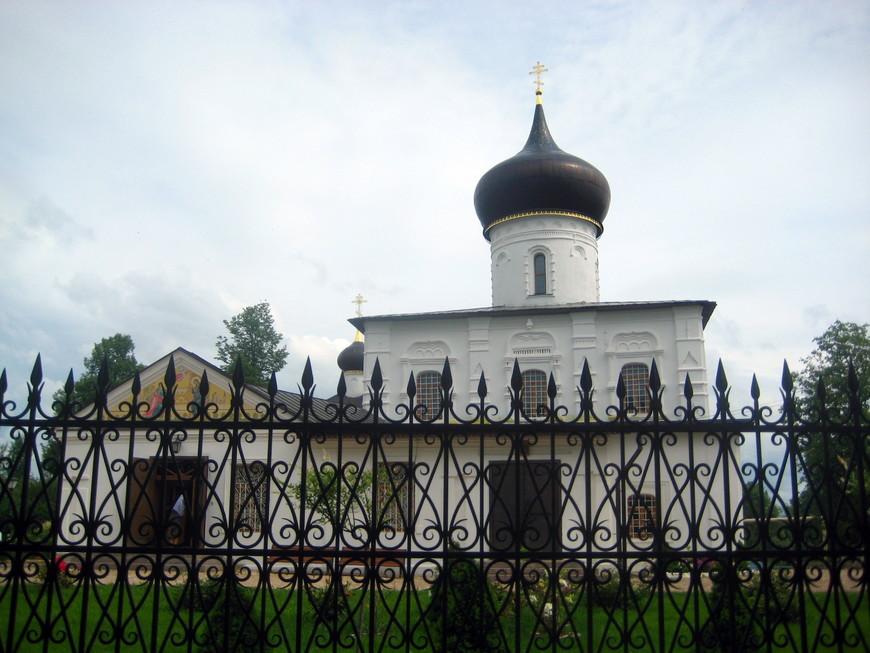 Улица Георгиевская, церковь Георгия Победоносца (Старая Русса)