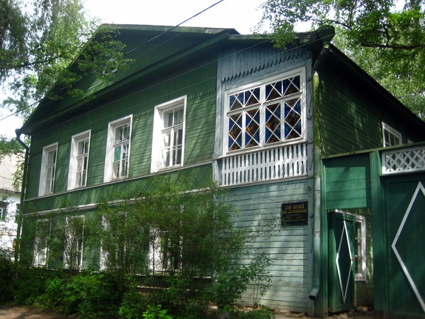 Дом-музей Федора Михайловича Достоевского