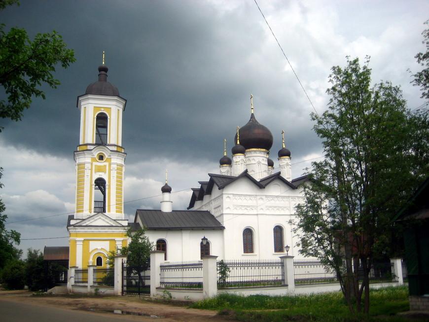 Церковь Святителя Николая (Старая Русса)