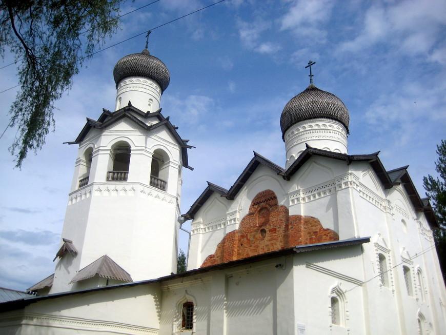 Спасо-Преображенский монастырь (Старая Русса)