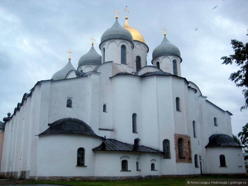 Собор Святой Софии Премудрости Божией (11 век)