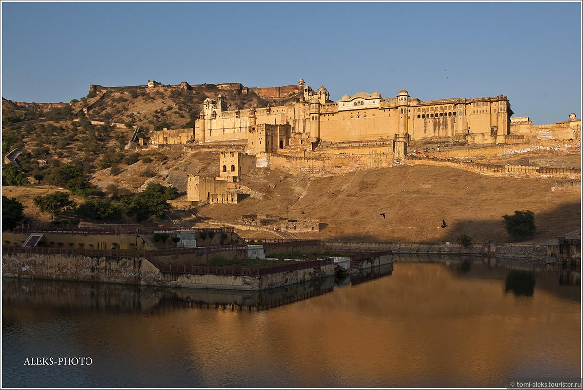 """Фото из альбома """"Магия Янтарного Форта (Индия)"""", Джайпур, Индия"""
