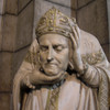 Священник Сен-Дени пострадал от римлян именно здесь