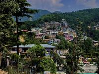 Дхарамсала — резиденция Далай Ламы в изгнании