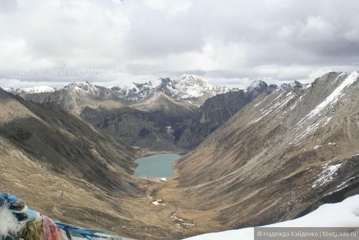Въезд на Священное озеро Ламула-цхо ограничен с июня 2013 года