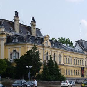 Восточная Европа, София