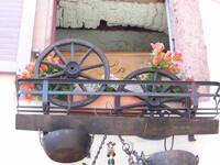 Рибовилль — винная столица Эльзаса