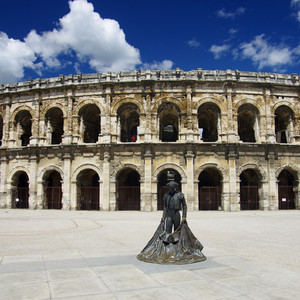Ним— древнеримский город во Франции, версия 2