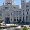Площадь Сибелес, Мадрид.