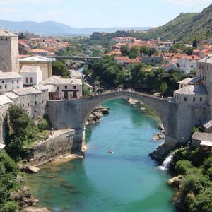Босния и Герцеговина: Mostar, Kravica slap