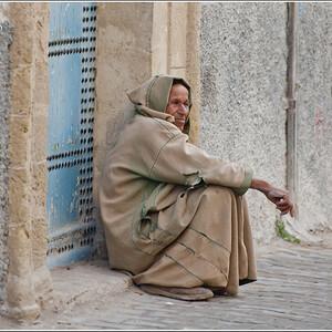 8. Дождливое утро Эс-Сувейры (Марокко)