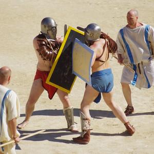 Большие римские игры в Ниме, продолжение