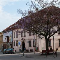 Славков-у-Брна (Аустерлиц). Замок и город