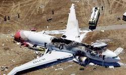 Пилот разбившегося Boeing 777 сажал такой самолет впервые