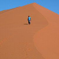 Намибия. Пустыня наступает