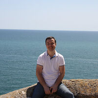 Турист Денис Малярчук (Dzianis)