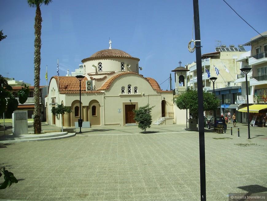 поселок на крите херсониссос