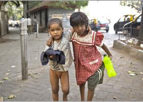 Дети Бомбейских улиц (Индия)