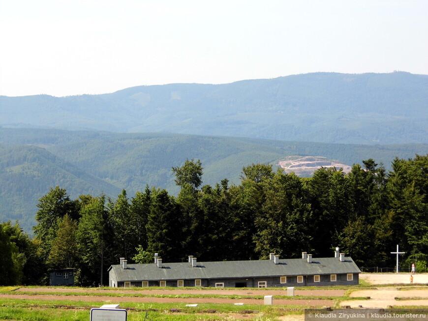 Лагерная тюрьма.