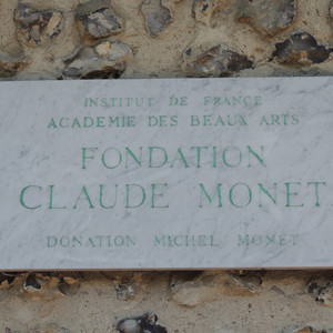 В гостях у Клода Моне в Живерни