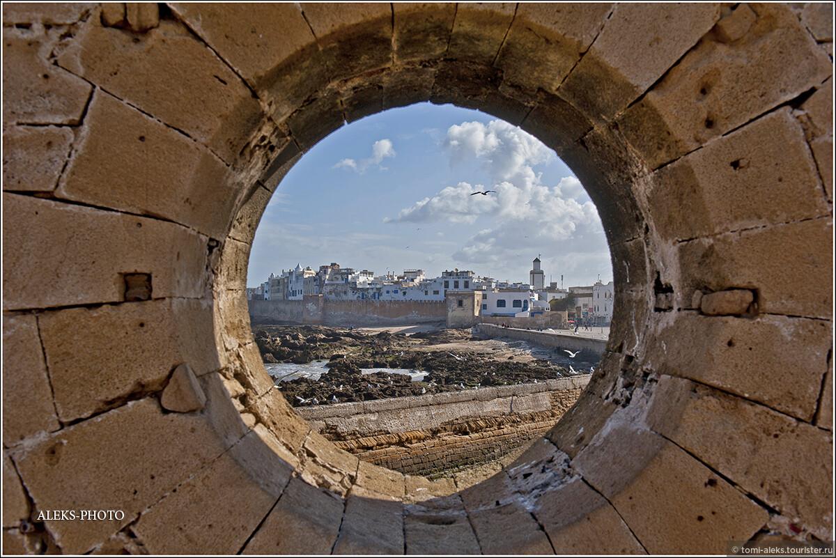 """Фото из альбома """"5. Португальский Форпост в Африке (Марокко)"""", Эс-Сувейра, Марокко"""