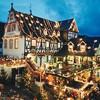 Рождественский базар Рюдесхайм