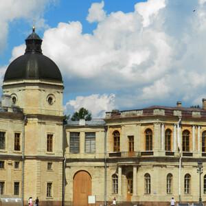 Гатчинский дворцово-парковый ансамбль