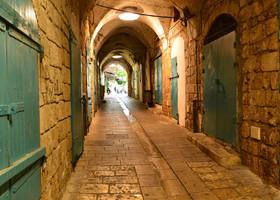 Арабский уголок в Иудее