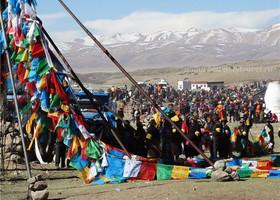 Праздник Сагадава на Кайласе, Тибет 2013 год