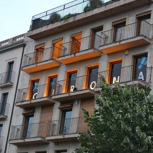 Жиро́на (кат. Girona), Херо́на (исп. Gerona)