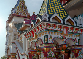 Прогулка по Кремлю в Измайлово