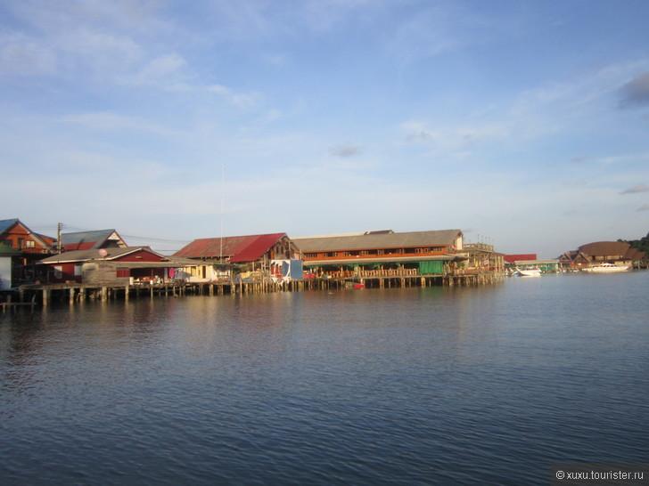 портовая деревушка Банг Бао