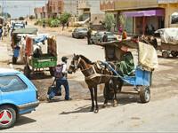 Дорога в древний город Сафи (Марокко)
