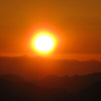 Синай. Гора Моисея
