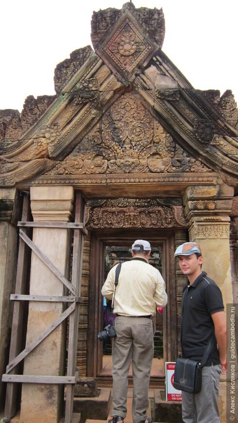 Ангкор. Бантей Срей