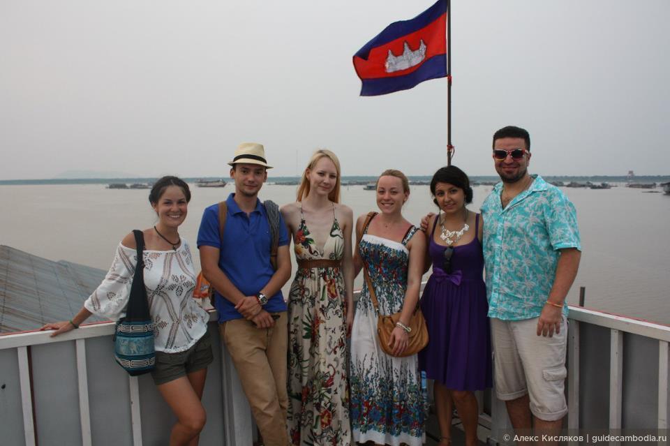 Озеро Тонлесап, Фотографии моих гостей