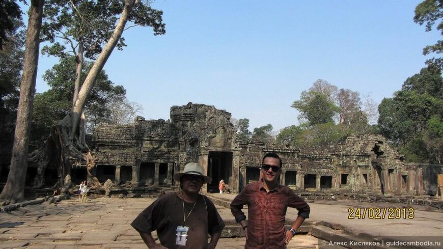 Ангкор. Преа Кан
