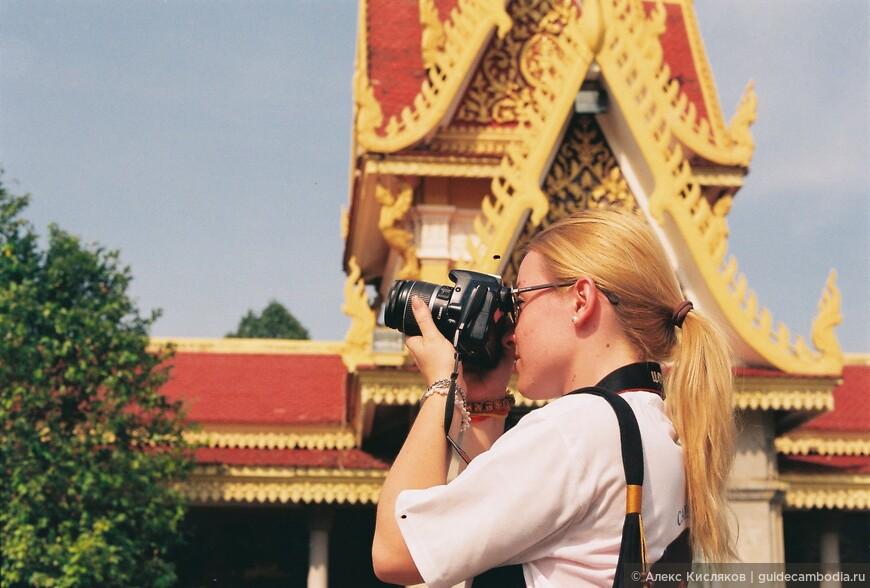 Пномпень. Королевский дворец.