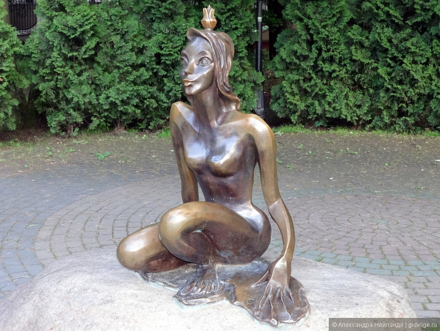 Царевна-лягушка (Светлогорск)